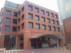 サッポロビール株式会社本社ビル(2010年)