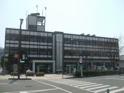 笠岡市庁舎